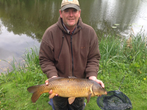 Ian Moore's Carp of 3 May 2014
